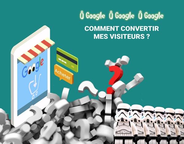 Optimisation du Taux de conversion de votre site (prospect/client)