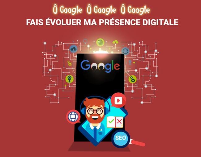 Audit de présence digitale - Domaweb