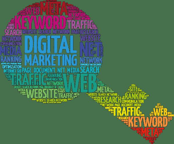 Les clés du marketing en ligne par Domaweb