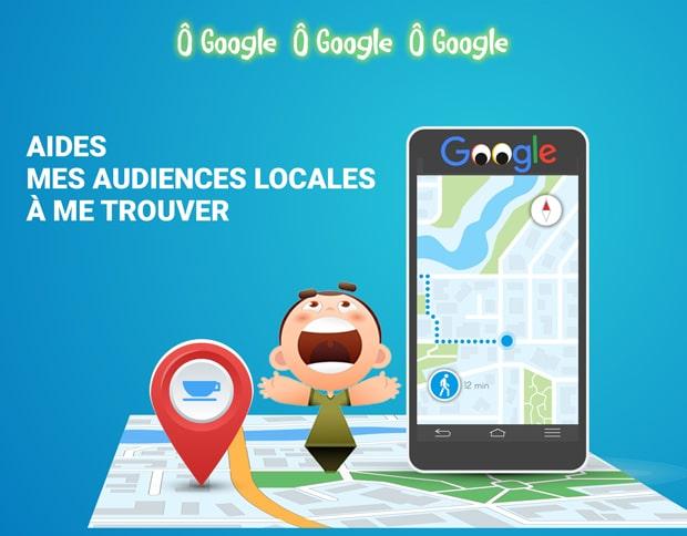 Marketing et stratégie locale avec SEO et Adwords