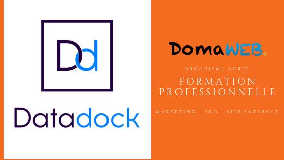 Domaweb - Entreprise formateur agréé Datadock